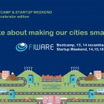 FIWARE SmartCity Bootcamp & Startup Weekend